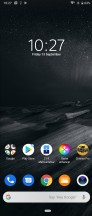 Homescreen - Sony Xperia 5 review