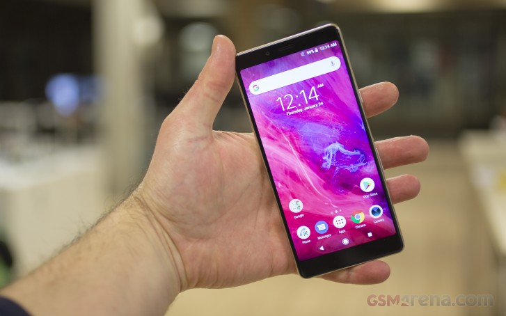 Sony Xperia L3 review: Software and performance