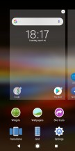 Xperia launcher - Sony Xperia L3 review