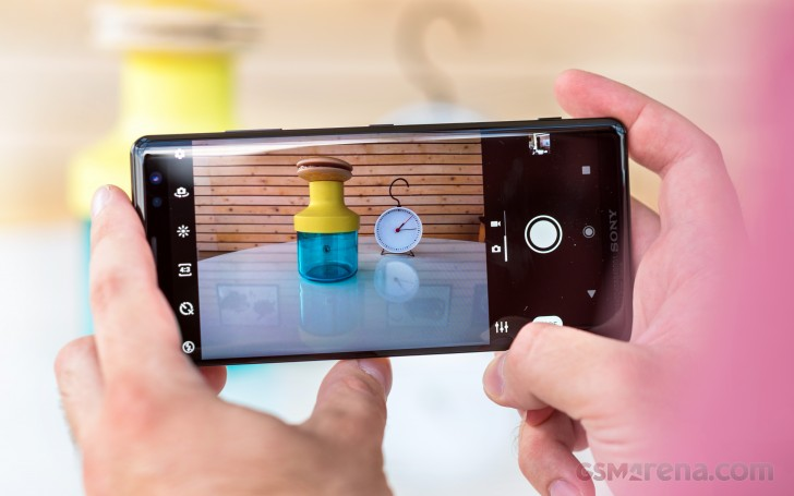 Sony Xperia XZ3 long-term review: Camera, frustrations, gimmicks