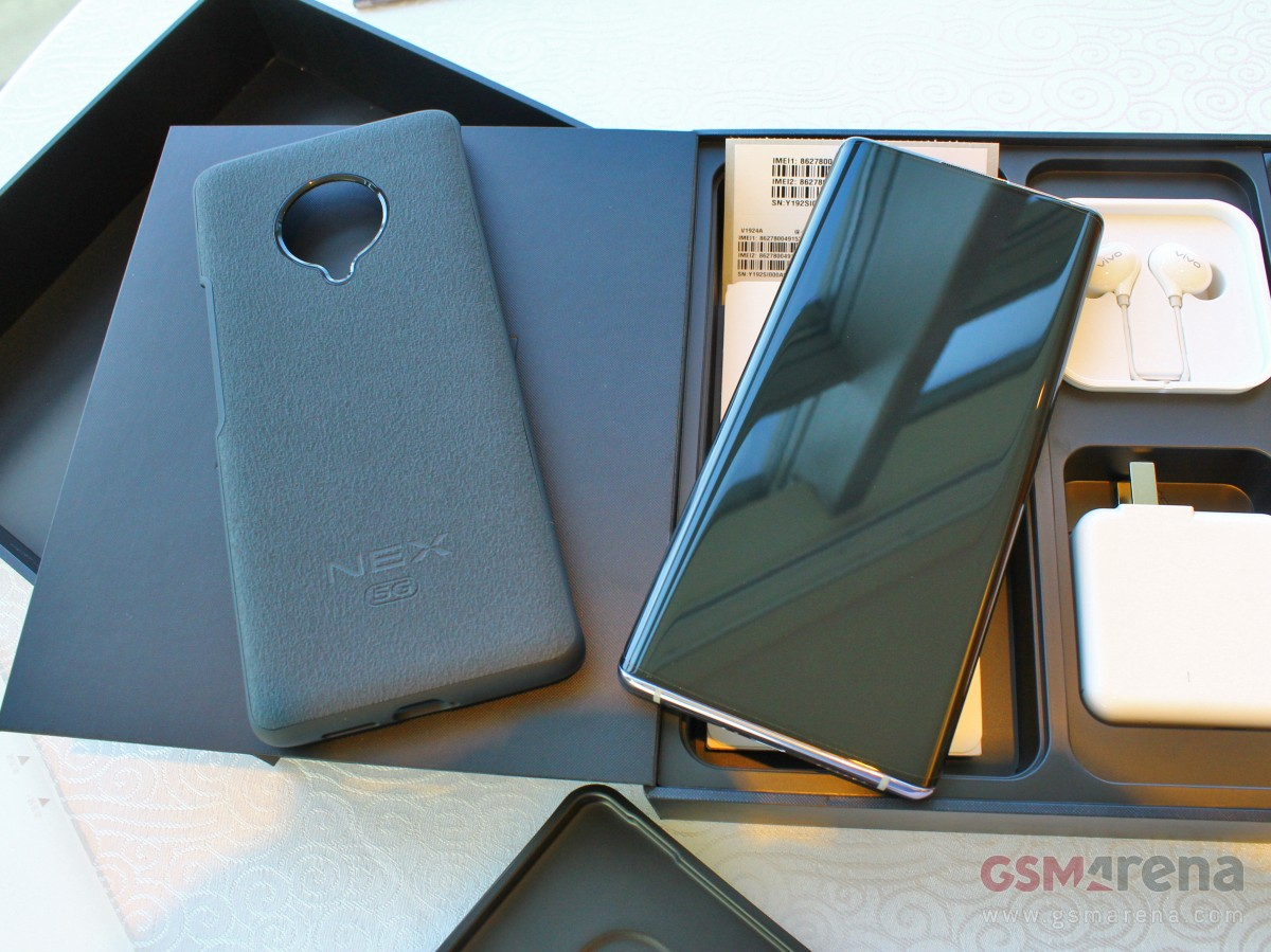 Image result for vivo introduces NEX 3 5G