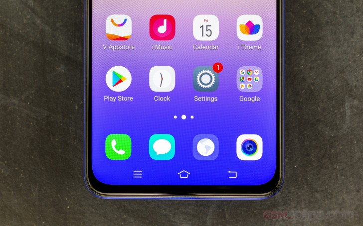 vivo V15 Pro review: User interface and performance