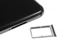 Dual SIM slot on the left - Xiaomi Mi 9 SE review