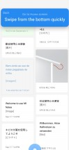 Gesture navigation - Xiaomi Mi 9 SE review