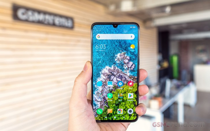 Xiaomi Mi 9 review: Software