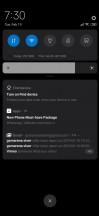 Dark mode - Xiaomi Mi 9 review