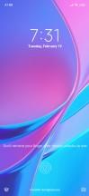 Lockscreen - Xiaomi Mi 9 review