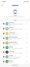 Settings - Xiaomi Mi 9 review