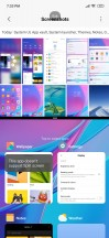 Recents and Split Screen - Xiaomi Mi 9 review