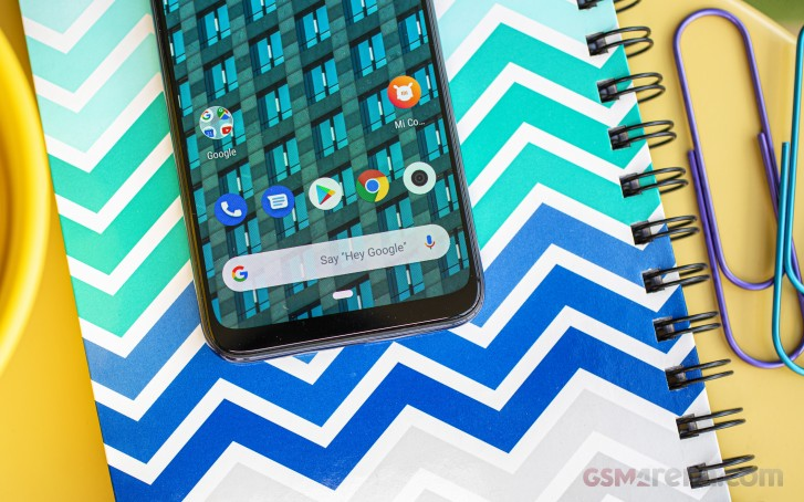 Xiaomi Mi A3 review: Lab tests - display, battery life