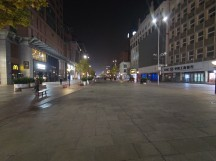 Low-light ultra-wide camera samples (20MP) - f/2.2, ISO 2875, 1/17s - Xiaomi Mi CC9 Pro hands-on review