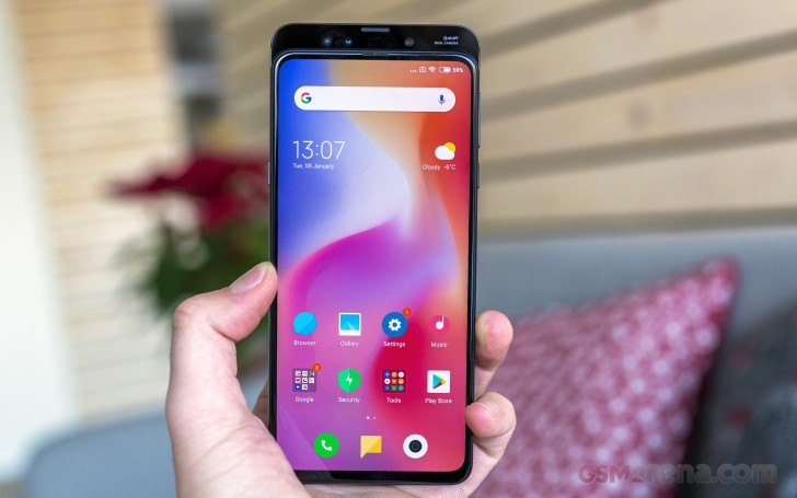 Xiaomi Mi Mix 3 review: Software, slider options, performance