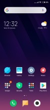 New icons - Xiaomi Mi Mix 3 review