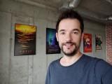 Selfie samples - f/2.0, ISO 240, 1/50s - Xiaomi Mi Note 10 hands-on review