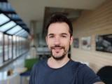 Selfie portrait samples - f/2.0, ISO 100, 1/158s - Xiaomi Mi Note 10 hands-on review