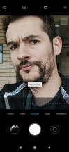 Camera UI - Xiaomi Mi Note 10 hands-on review