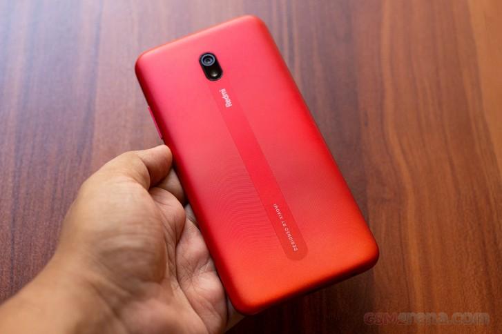 Xiaomi Redmi 8a review