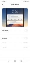 MIUI 11 launcher and settings - Xiaomi Redmi 8a review