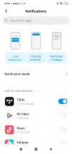 Notifications in MIUI - Xiaomi Redmi 8a review