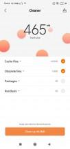 MIUI 'Security' app - Xiaomi Redmi 8a review