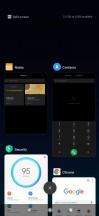 MIUI 10 app switcher - Xiaomi Redmi Note 7 Pro review