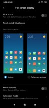 MIUI 10 gestures - Xiaomi Redmi Note 7 Pro review