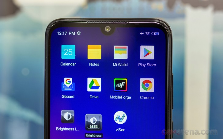 Xiaomi Redmi Note 7 review: Lab tests - display, battery life