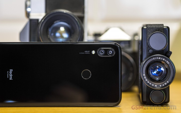 Xiaomi Redmi Note 7 Review Camera