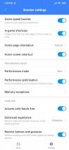 Gaming optimization options - Xiaomi Redmi Note 8 Pro review
