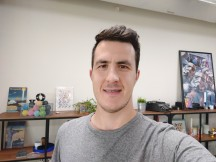 Selfies: Normal - f/1.7, ISO 578, 1/50s - ZTE nubia Z20 review