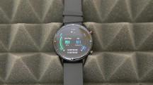 Barometric altimeter on the GTR 2 - Amazfit GTR 2 review