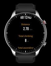 Activity metrics on the GTR 2 - Amazfit GTR 2 review