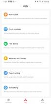 Amazfit app main UI - Amazfit T-Rex review