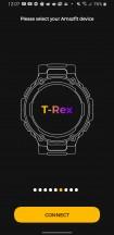 AmazFaces app - Amazfit T-Rex review