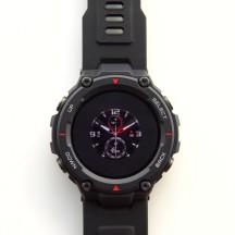 Default watchfaces on T-Rex - Amazfit T-Rex review