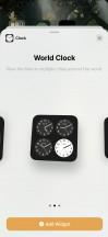 Widgets - Apple iOS 14 Review
