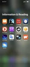 App Library - Apple iOS 14 Review