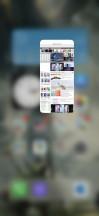 Closing an app - Apple iOS 14 Review