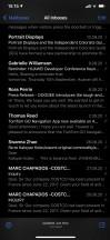 Dark Mode - Apple iOS 14 Review
