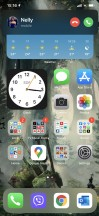 Compact phone UI - Apple iOS 14 Review