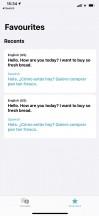 Translate app - Apple iOS 14 Review