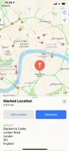 Maps - Apple iOS 14 Review