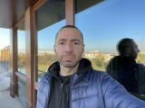 Selfies, 12MP - f/2.2, ISO 40, 1/121s - Apple iPhone 12 Pro Max review
