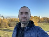 Selfies, 12MP - f/2.2, ISO 25, 1/121s - Apple iPhone 12 Pro Max review