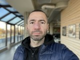 Selfie portraits, 7MP - f/2.2, ISO 100, 1/110s - Apple iPhone 12 Pro Max review