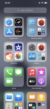 App Library - Apple iPhone 12 Pro Max review