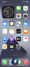 The new Siri UI - Apple iPhone 12 Pro Max review