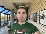 Selfie camera, 12MP - f/2.2, ISO 50, 1/121s - Apple iPhone 12 review