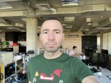 Selfie camera, 12MP - f/2.2, ISO 80, 1/121s - Apple iPhone 12 review
