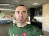 Selfie camera portraits, 7MP - f/2.2, ISO 160, 1/60s - Apple iPhone 12 review